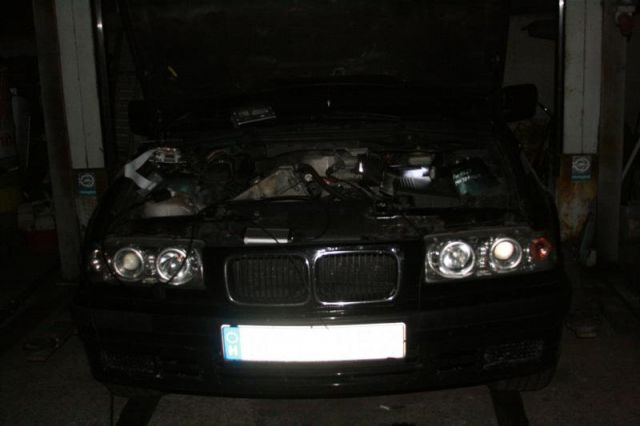 BMW E36 318is chiptuning , 2. kép - BMW E36 318is chiptuning