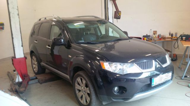 Mitsubishi Outlander 2.0 did chiptuning, 1. kép - Mitsubishi Outlander 2.0 did chiptuning