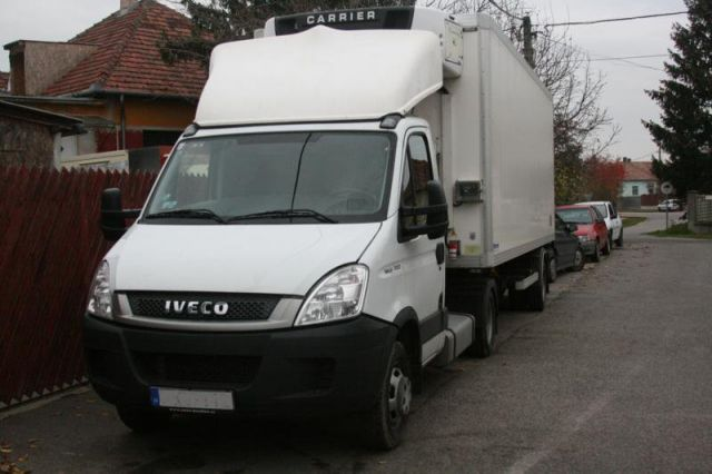 Iveco Daily 35C15 chiptuning , 1. kép - Iveco Daily 35C15 chiptuning
