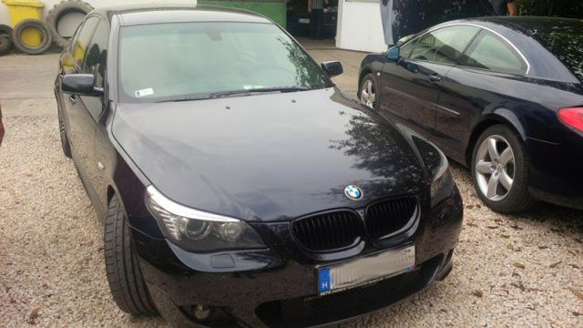 BMW E60 530i chiptuning , 2. kép - BMW E60 530i chiptuning