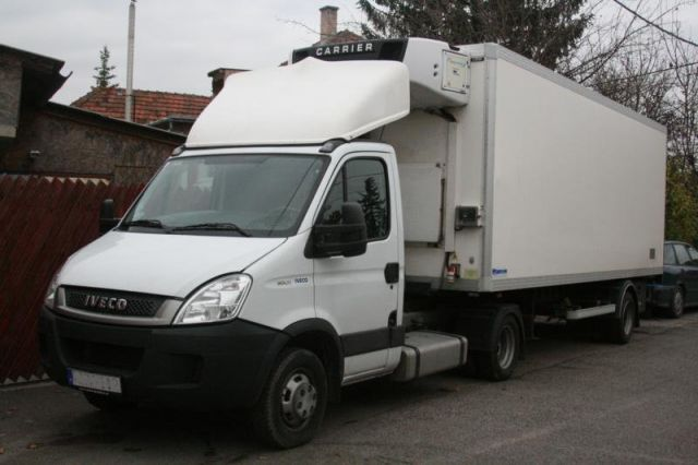 Iveco Daily 35C15 chiptuning , 2. kép