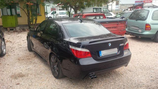 BMW E60 530i chiptuning , 1. kép - BMW E60 530i chiptuning