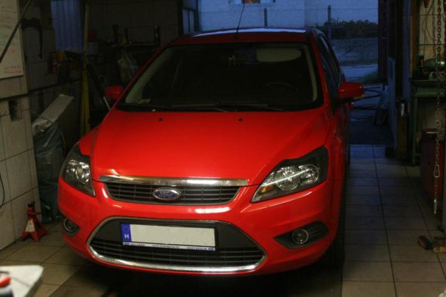Ford Focus 1.8 TDCI chiptuning , 1. kép