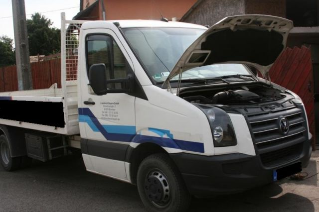 VW Crafter 2.5 tdi chiptuning, 1. kép - VW Crafter 2.5 tdi chiptuning