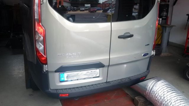 Ford Transit 2.2 tdci 125le chiptuning, 2. kép - Ford Transit Custom 2.2 TDCI 125le chiptuning és dpf kikapcsolás