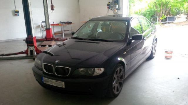 BMW 330d chiptuning , 2. kép - BMW 330d chip tuning, optimalizálás